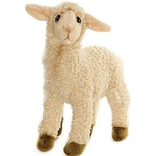 "Hansa 11"" White Sheep"