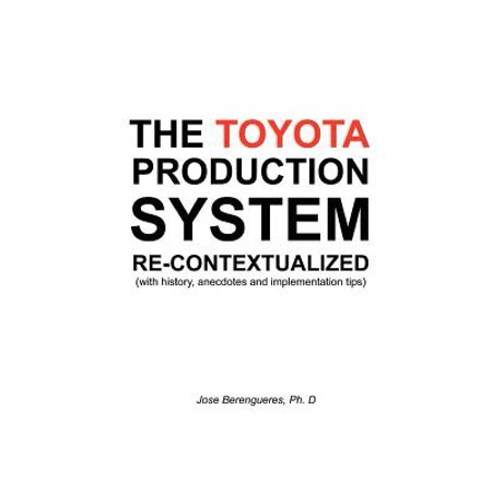 The Toyota Production System (Stage Production System)