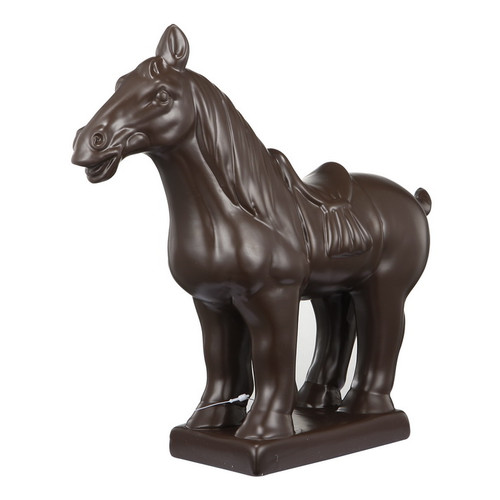 Established 98 Umber Horse Figurine