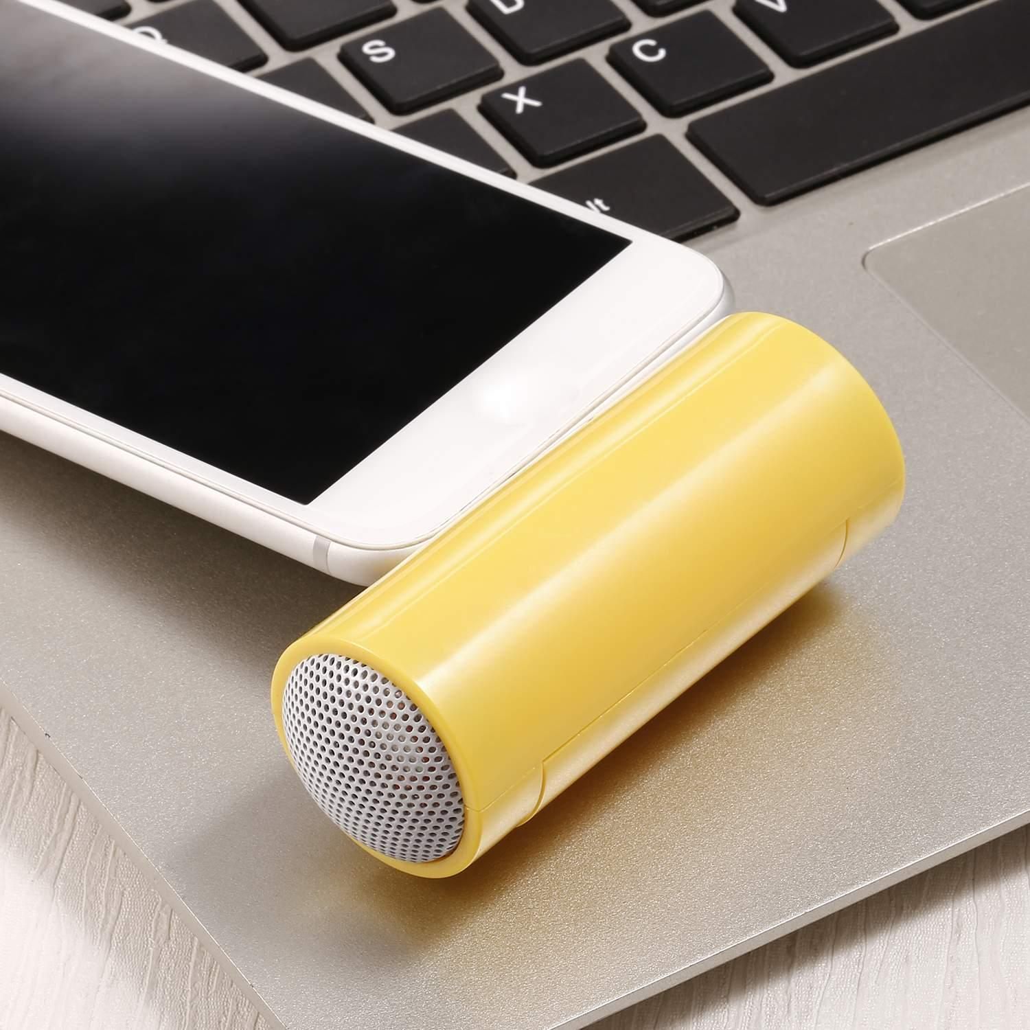 Christmas Reduce!HPPY 10-Hour Playtime 6colors Super-Portable Fasion Bluetooth Speaker with
