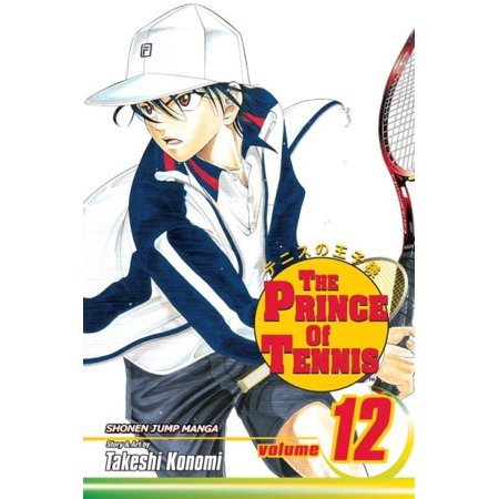 - The Prince of Tennis 12