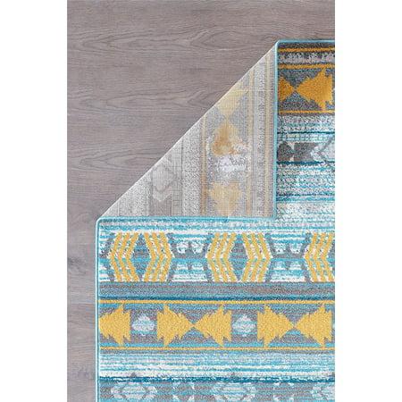 A2z rug luxury modern sevilla 5397 area rug walmart canada - Factory sofas sevilla ...