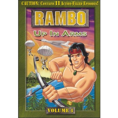 Rambo, Vol. 4: Up in Arms (Full Frame)