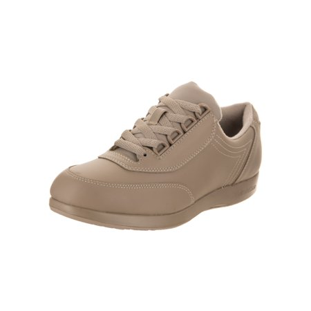 hush puppies women's classic stone leather walker - 6.5 b(m) (Leather Hutch)