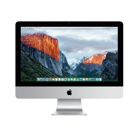 Refurbished Apple iMac MC413LL/A-R Core 2 Duo 3.06 GHz 4 GB DDR3 1 TB HDD 21.5