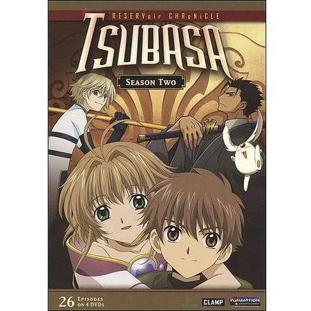 Tsubasa Reservoir Chronicle: Season 2 Set (Tsubasa Reservoir Chronicle Halloween)