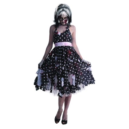Zombie Housewife Adult Halloween Costume - Group Costumes Ideas