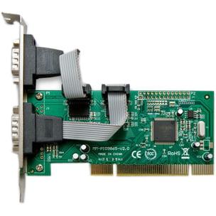 Syba Multimedia SY-PCI15004 SYBA Multimedia 2-port Serial Adapter – PCI