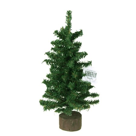 mini christmas tree artificial pine trees green 12 inch - Walmart Small Christmas Tree