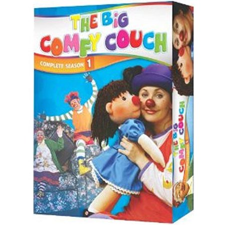 The Big Comfy Couch: Complete Season One
