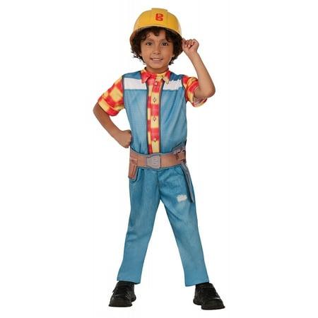 Bob the Builder Child Costume - Medium](Costume Builder)