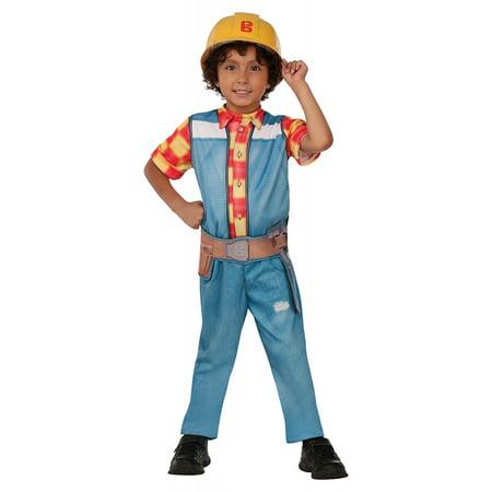 Bob The Builder Costume (Bob the Builder Child Costume -)