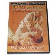 I&I Sports Kioto Brazilian Jiu Jitsu Defense Weapons Blades Basics #1 DVD Mansur M-0141 by Overstock