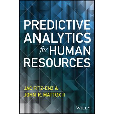 Predictive Analytics for Human Resources (Best Predictive Analytics Tools)