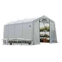 ShelterLogic GrowIT 10x20-Foot Greenhouse-in-a-Box