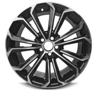 "Road Ready 17"" Aluminum Alloy Wheel Rim For 2014-2016 Toyota Corolla"