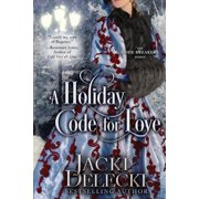 Code Breakers Regency Romantic Suspense: A Holiday Code for Love (Paperback)
