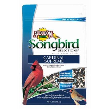 Global Harvest Foods 11969 5-Lb. Cardinal Bird Food