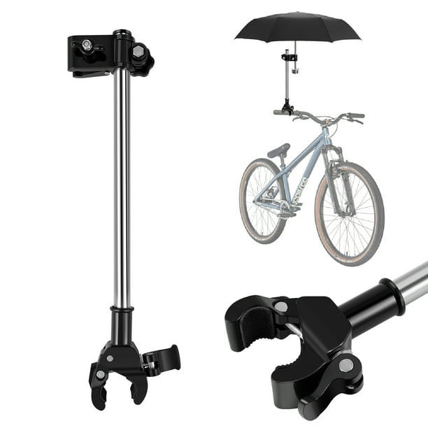 Replacement Parts Iron Handle Mount Easy Install Cycling Outdoor Bicycle Bell