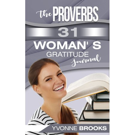 The Proverbs 31 Woman's Gratitude Journal - eBook