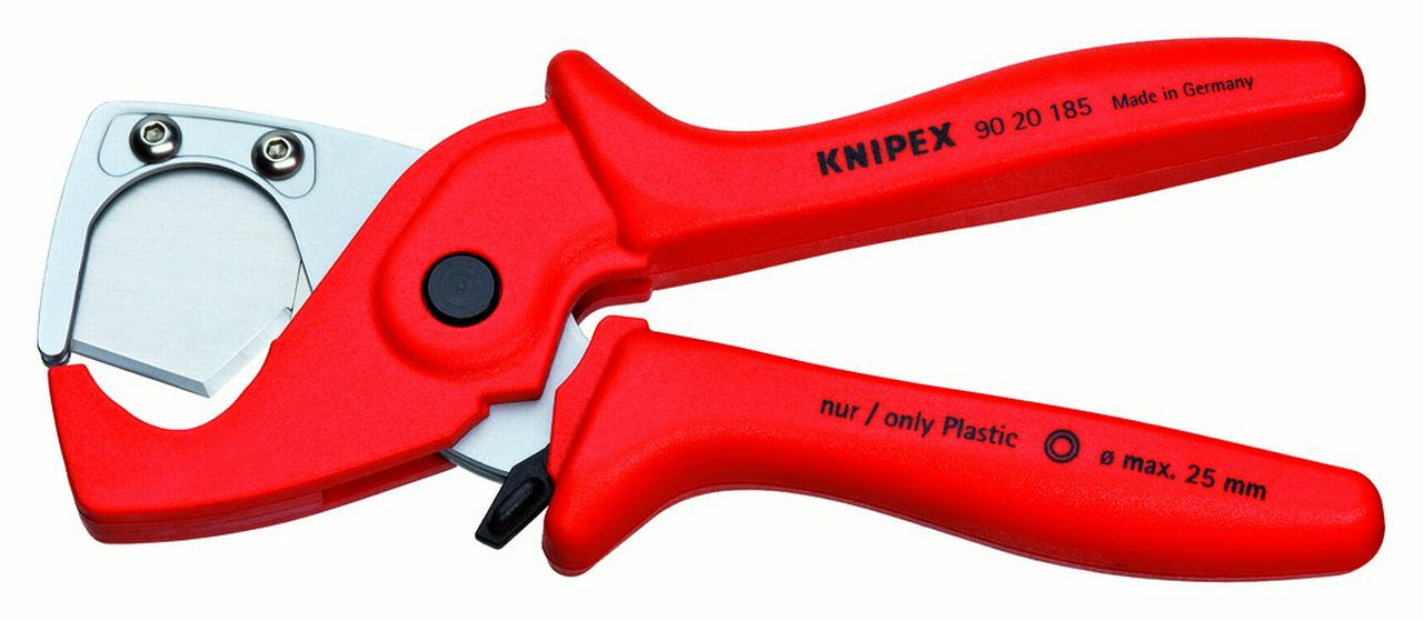 KNIPEX Tools 90 20 185 Flexible Hose And PVC Pipe Cutter by KNIPEX Tools
