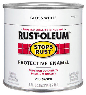 Rust-Oleum Stops Rust 1 2 pint by Rust-Oleum