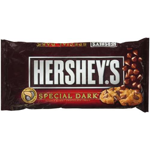 Hershey's Special Dark Chocolate Chips, 12 oz