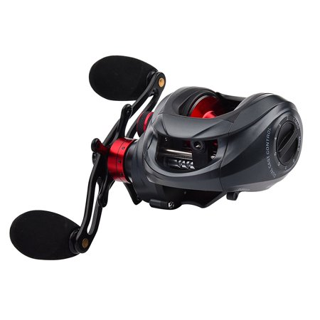 Kastking Spartacus Baitcasting Reel   Ultra Smooth Carbon Fiber Drag 17 5Lbs Fishing Reel  11   1 Shielded Ball Bearings    The Perfect Warrior For Bass Fishing