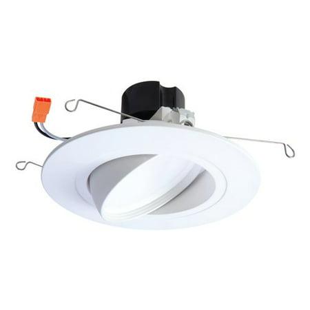 Halo Integrated LED 6'' Eyeball Recessed Trim - Led Eyeball