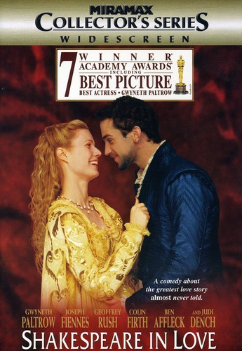 Shakespeare In Love (DVD) by MIRAMAX/LIONS GATE