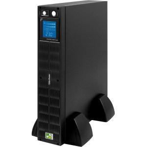 Cyberpower 2200 Va High Voltage Rack Tower Convertible Line Interactive Ups