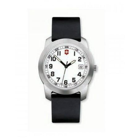 Swiss Army Field Collection Womens Black Band Watch - Swiss Army Watch