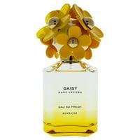Marc Jacobs Daisy Eau So Fresh Sunshine, Eau de Toilette, Perfume for Women, 2.5 Oz