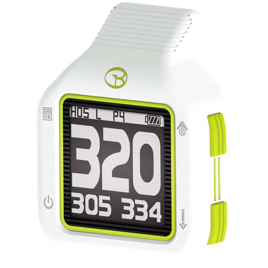 GolfBuddy CT2 Micro Golf GPS Rangefinder, Green