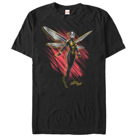 Marvel Men's Ant-Man and the Wasp Hope Flight T-Shirt