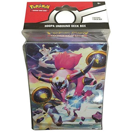 Hoopa Unbound Pokemon Card