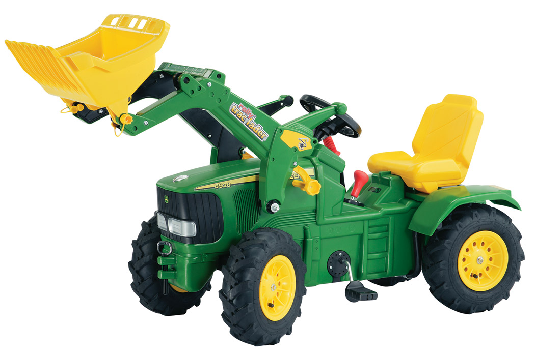 John Deere Air Tire Farm Trac w Loader by rolly®
