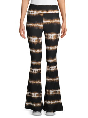 No Boundaries Juniors Yummy Knit Flare Pants