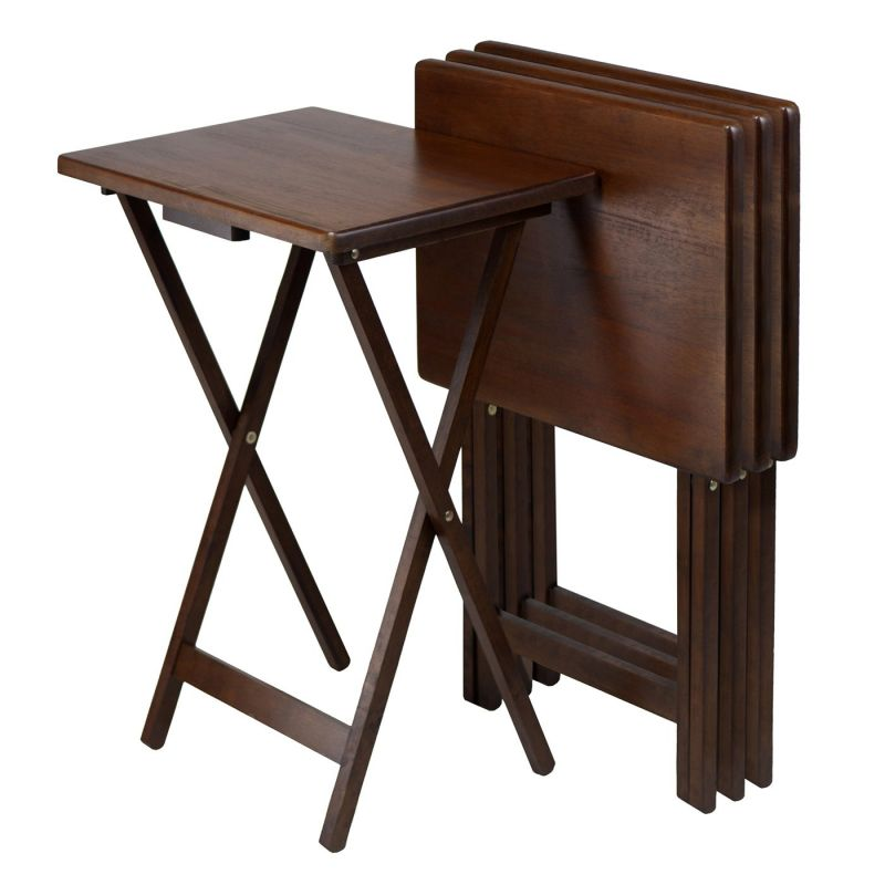 Winsome Wood 94419 Single TablesSet Tray Tables