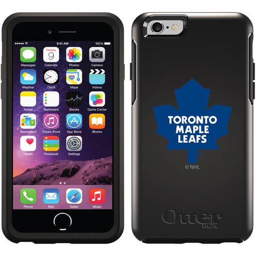 a539ee23c68 Toronto Maple Leafs Primary Logo Design on OtterBox Symmetry Series Case  for Apple iPhone 6 - Walmart.com
