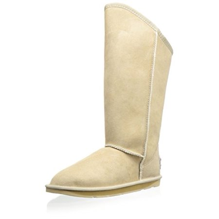 Australia Luxe Collective Women's Cosy Tall Boot, Sand, 9 M US