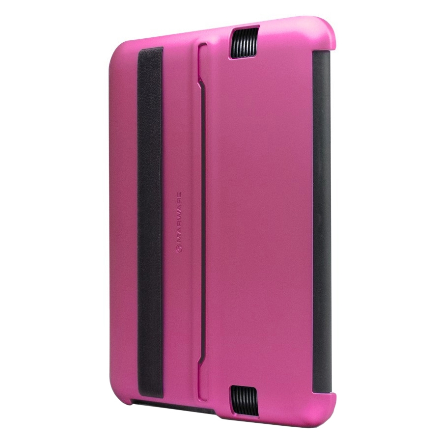 "Marware MicroShell Carrying Case (Folio) for 7"" Tablet PC, Pink"