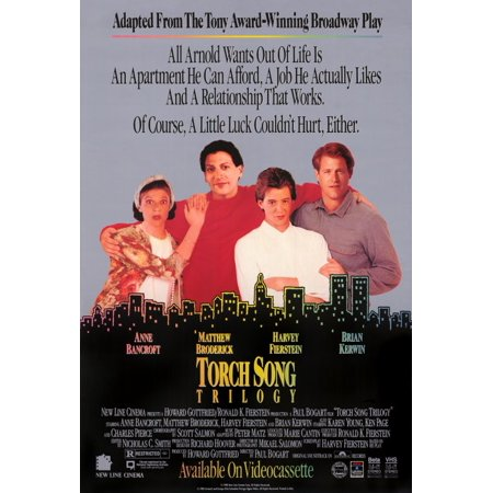 The Torch Song Trilogy POSTER Movie (27x40)