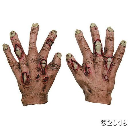 Fun Halloween Music (Junior's Zombie Flesh Hands)