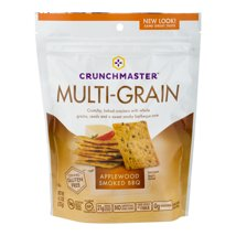Crackers: Crunchmaster Multi-Grain Crackers