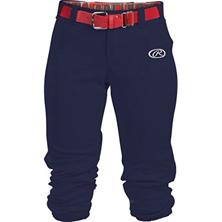 Sporting Goods Womens Launch Pant Navy Small Rawlings Sporting Goods Womens Launch Pant Navy Small