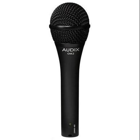 Audix OM2 Hypercardioid Dynamic Microphone