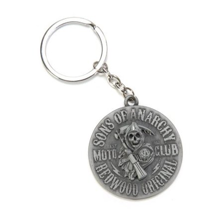 Sons Of Anarchy Moto Club - Unique High Quality Rubber - Club Merchandise