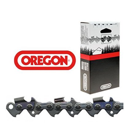 "2 Pack Oregon 73LGX105G 105 Drive Link Super Guard Chisel Chains (for 32"" bar), 3 8-Inch,... by"