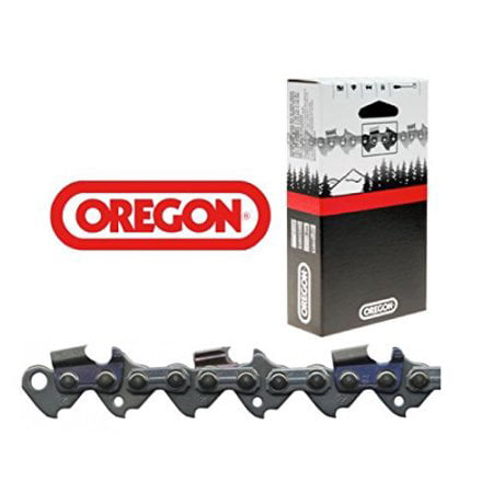 Oregon 72LGX072G 72 Drive Link Super Guard Chainsaw Chain Loop 3/8? Pitch x .050?Gauge OEM (Chin Guard)